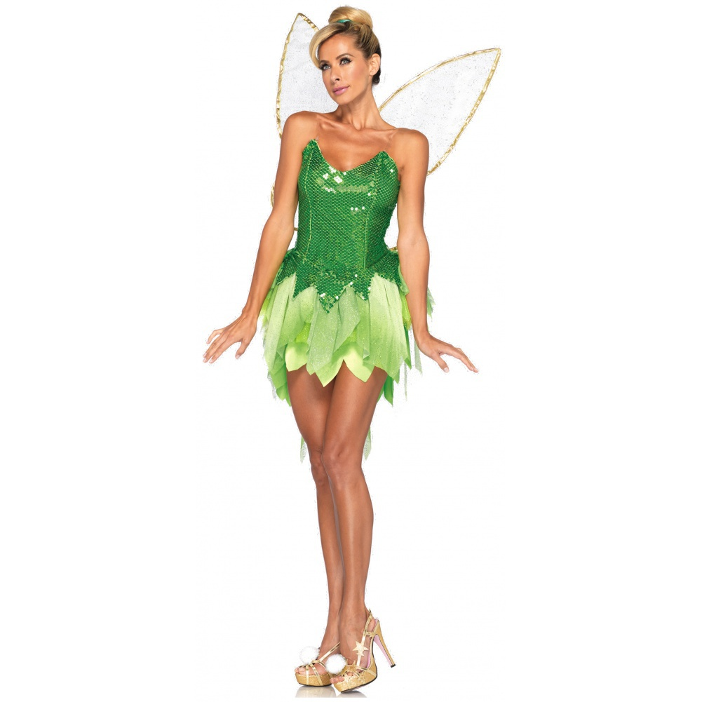 How to make an adult tinkerbell