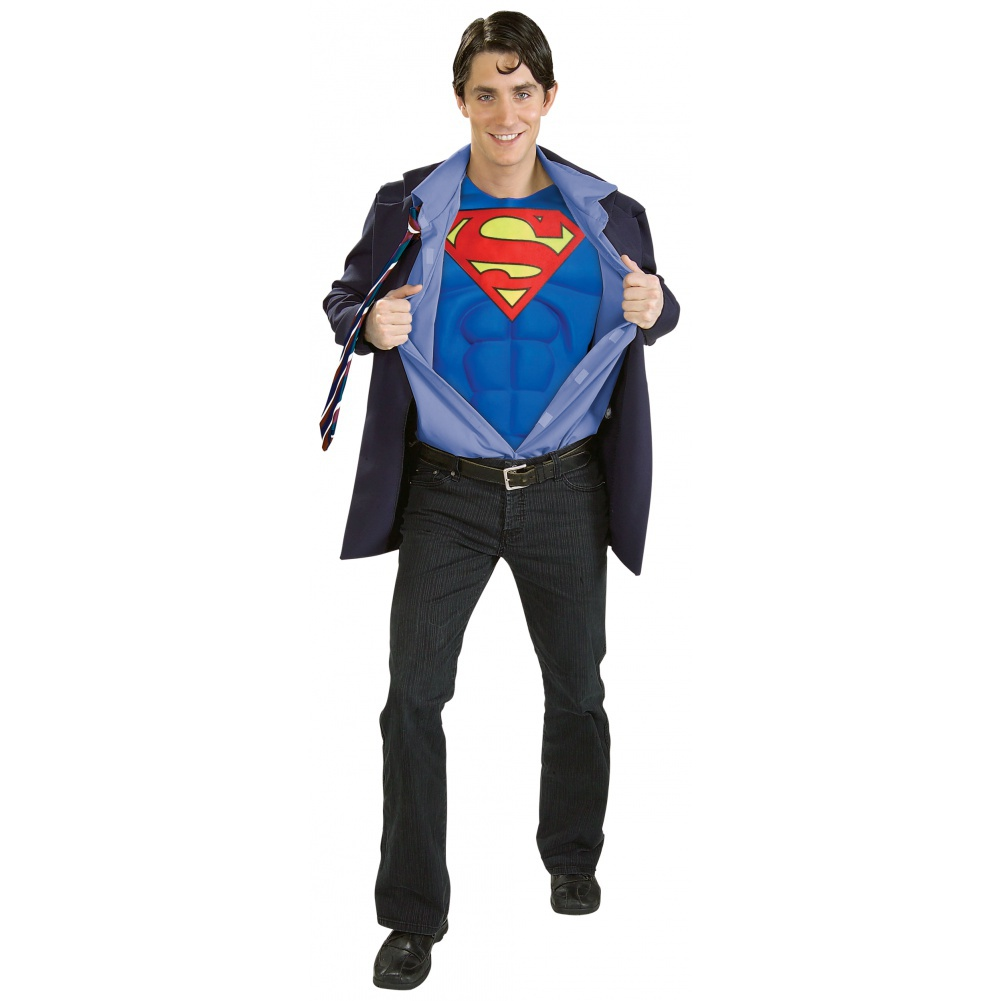 sc 1 st  7th Avenue Costumes & Clark Kent Superman Business Suit Superhero Disguise Costume