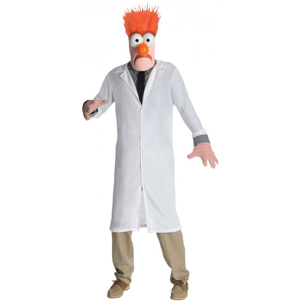beaker mad scientist assistant costume
