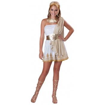 Glitzy Goddess Greek Roman Costume image