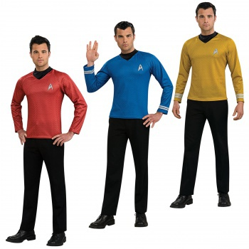 Star Trek Shirt Star Trek Costume image
