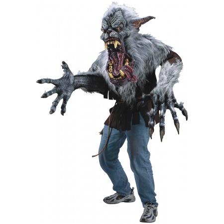 Midnight Howler Creature Reacher Creature Reacher Costume