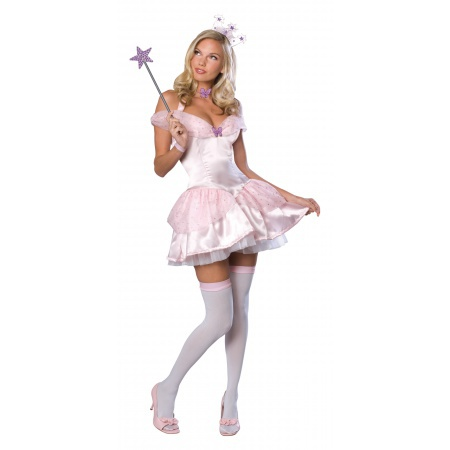 Glinda the Good Witch Fairy Godmother Costume image