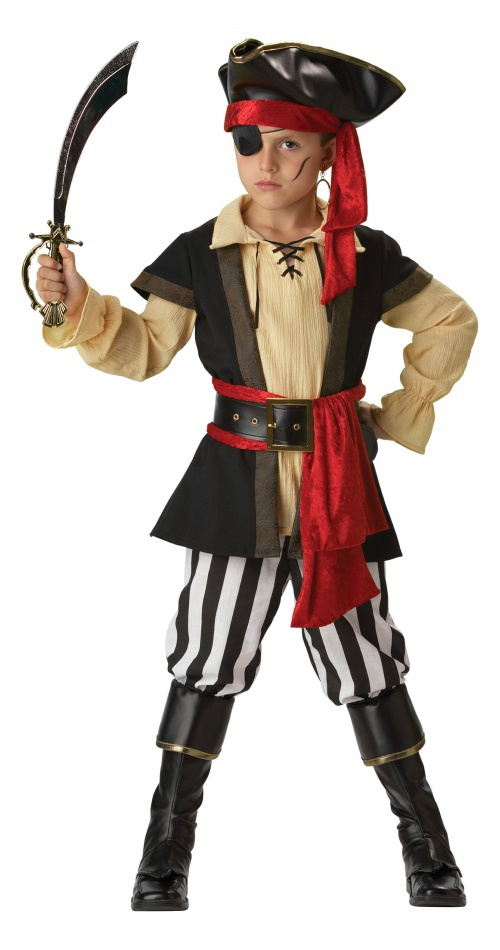 Костюм пирата своими руками фото быстро и красиво