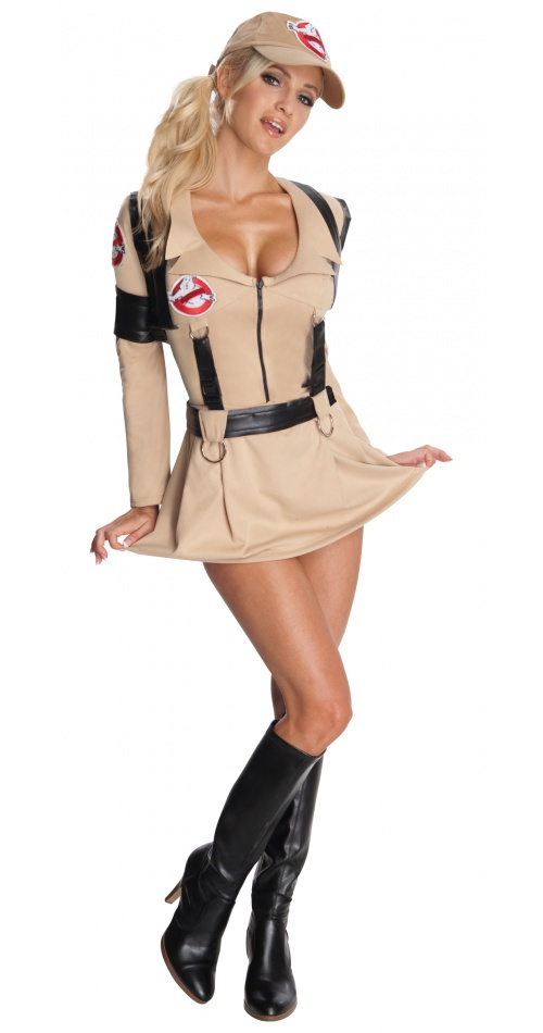Ghostbusters Ghostbusters costume for women