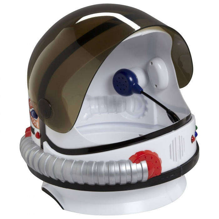 Jr. Astronaut Helmet Costume Accessory