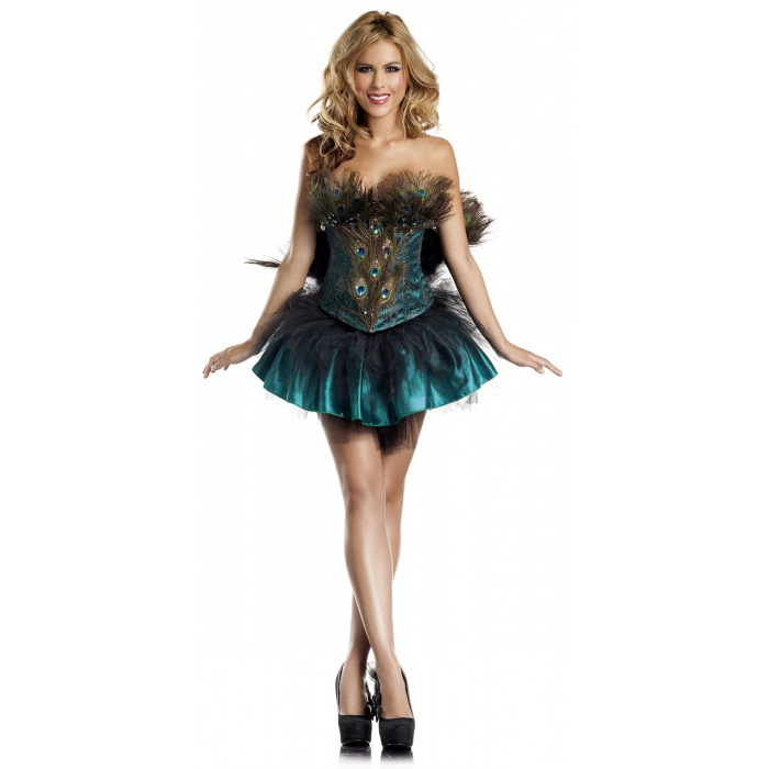 Adult peacock costume to buy