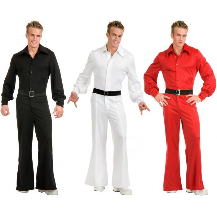 Studio 54 Outfit Herren