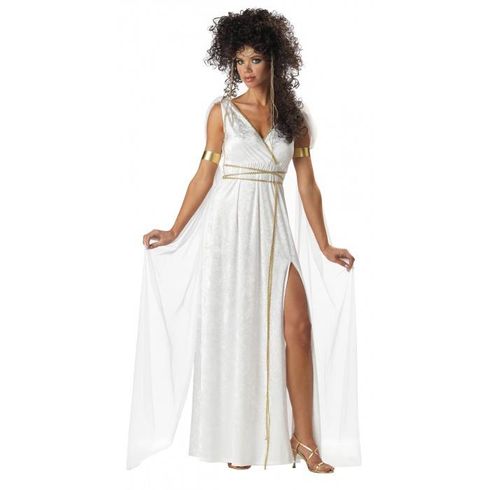 Athenian Goddess Athena Aphrodite Greek Mythology Costume Aphrodite Greek Mythology Costume