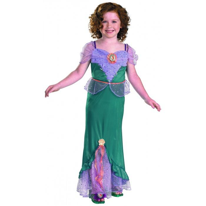 Ariel classic the little mermaid ariel costume image