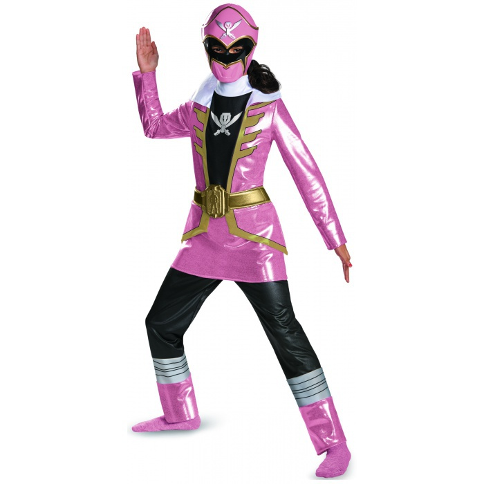 Pink Ranger Supermega Deluxe Super Megaforce Pink Power ...