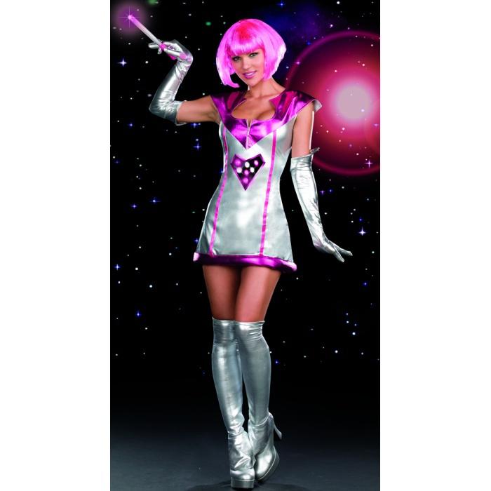 lust in space alien martian astronaut girl costume. Black Bedroom Furniture Sets. Home Design Ideas