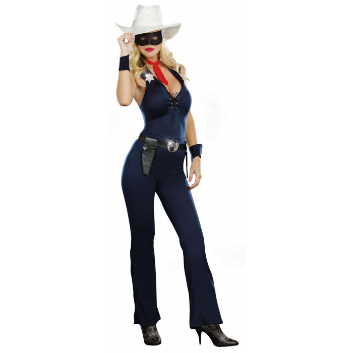 Lone Cowgirl sexy Lone Ranger costume for women imageLone Ranger Costume For Women