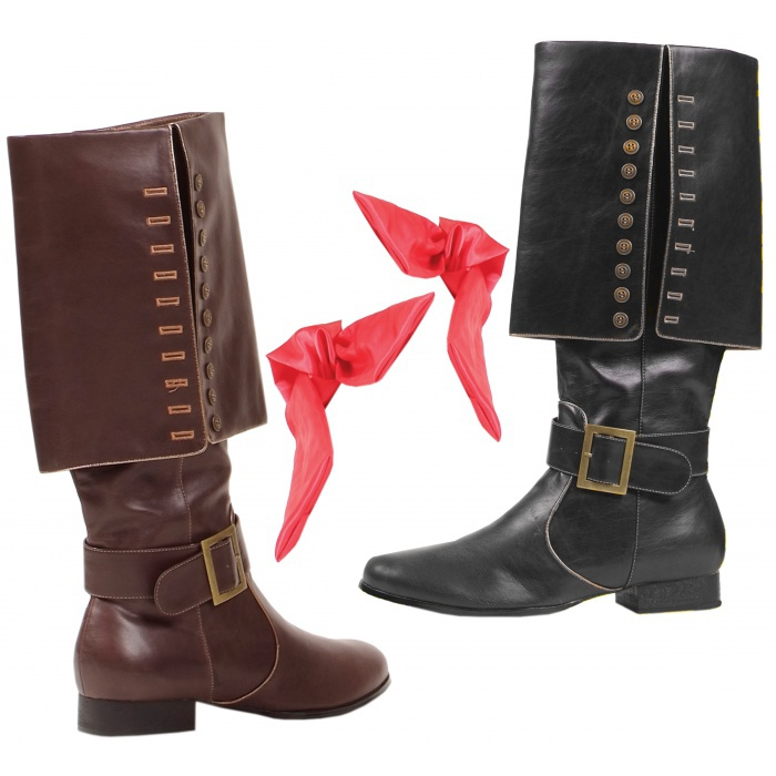 captain s pirate boots