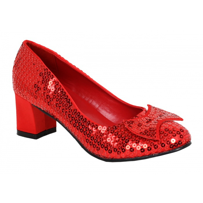 judy dorothy s ruby slippers costume shoes