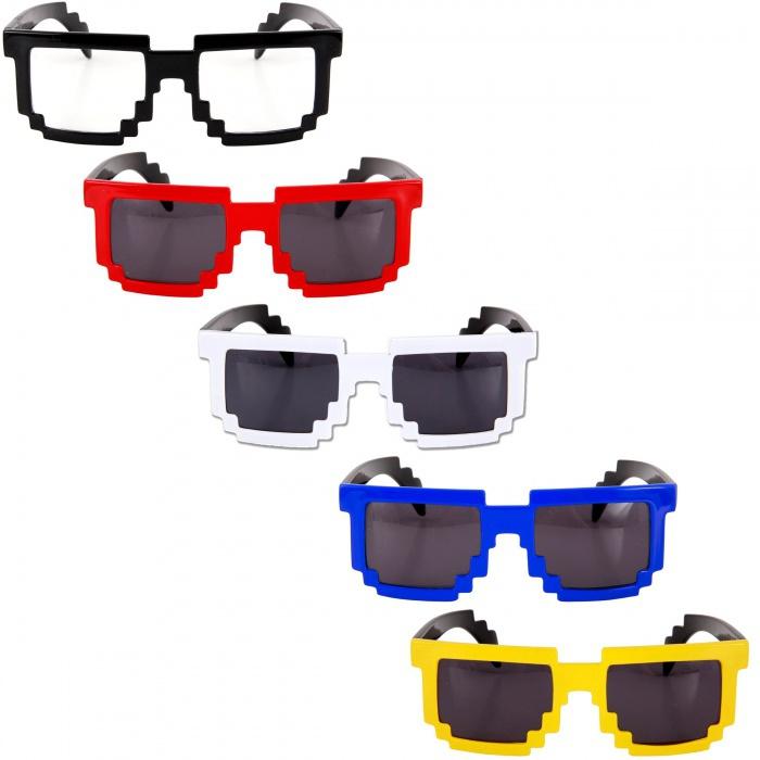 Pixel-8 Glasses Pixelated Glasses