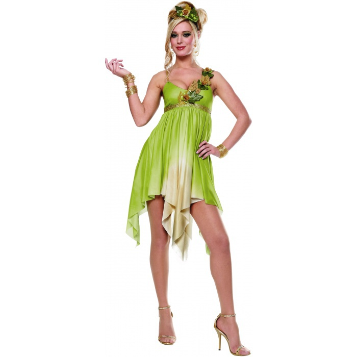 Mother Nature Goddess Costume
