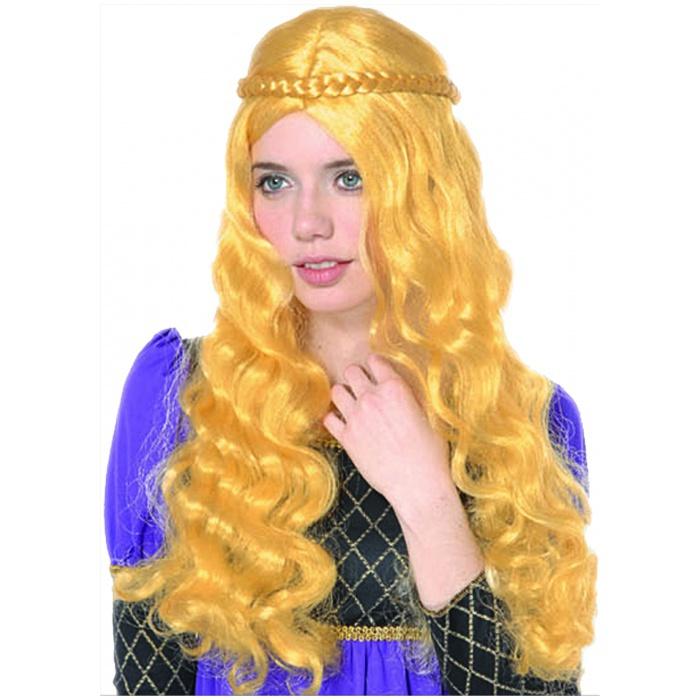 Yellow Wig Costume 32