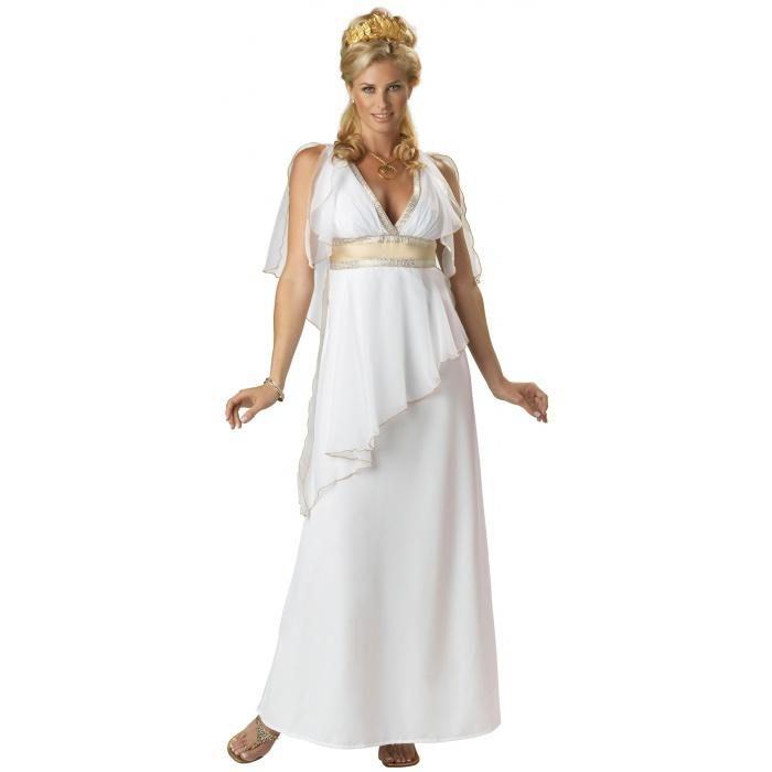 Greek Goddess Athena Aphrodite Costume Aphrodite Greek Mythology Costume