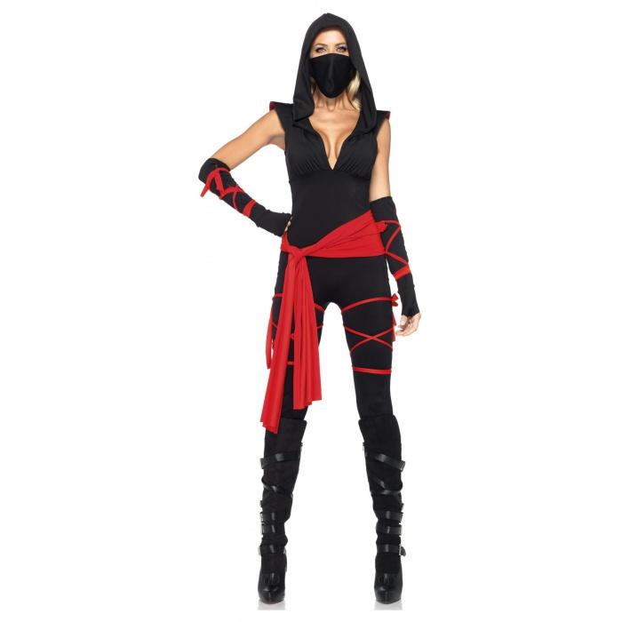 deadly ninja sexy ninja costume