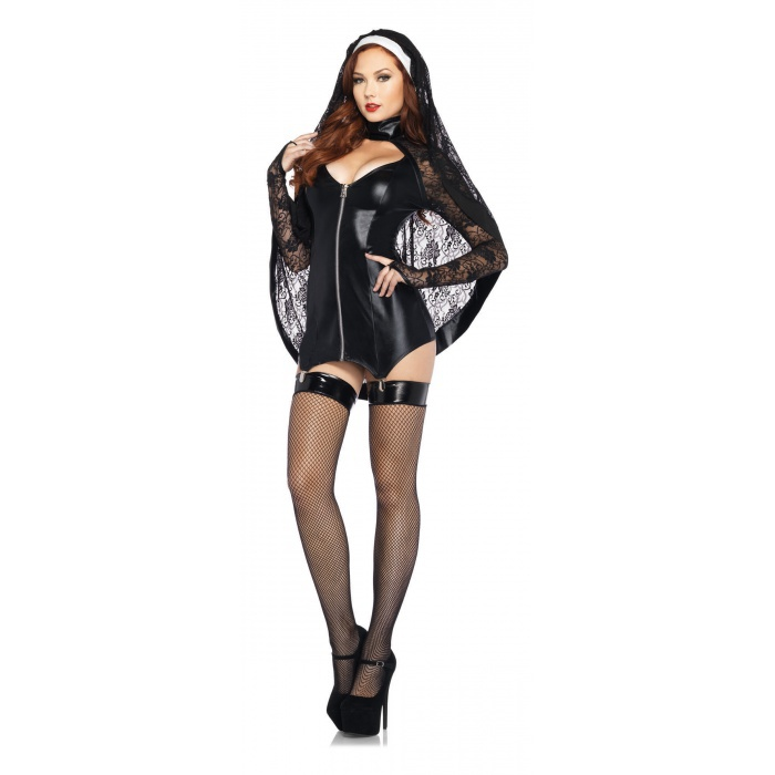 Sexy Nun Costumes 55
