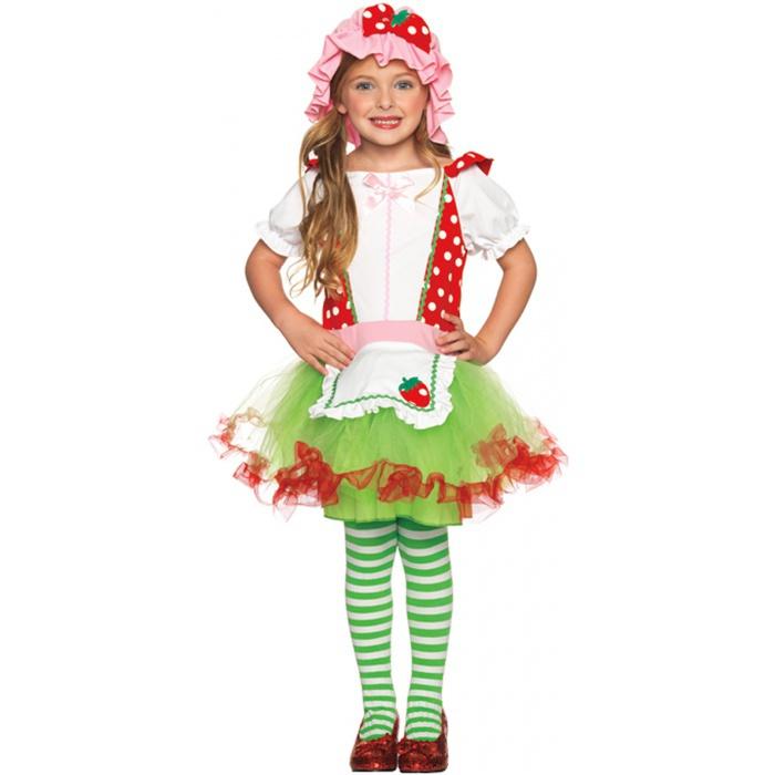 Strawberry Sweetie Costume Child Girls Shortcake Cutie Product    Strawberry Shortcake Costume Teen