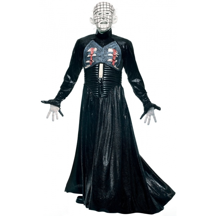 Pinhead Deluxe Scary Horror Movie Costume - Horror Costumes