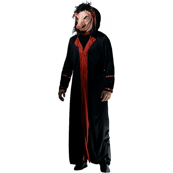 pig scary horror movie costume. Black Bedroom Furniture Sets. Home Design Ideas