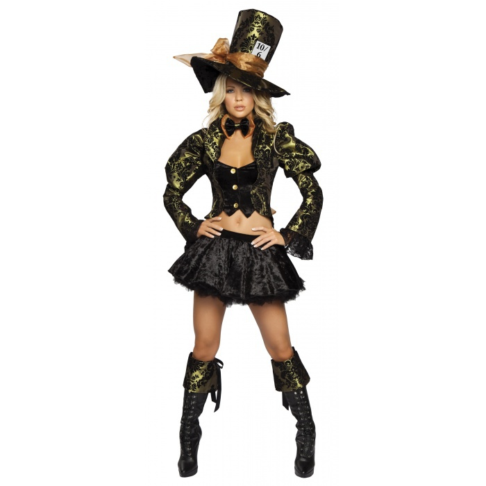 Tea Party Tease Mad Hatter Costume