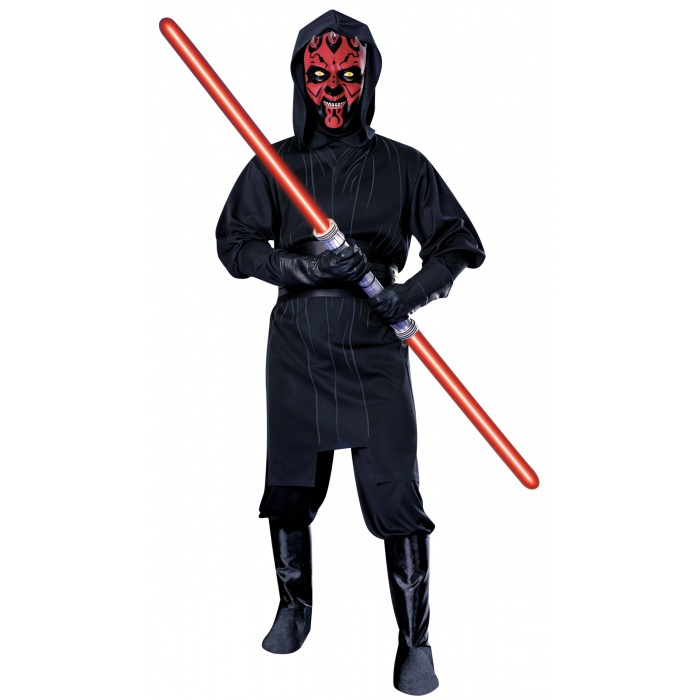 how to make a sith lord costume