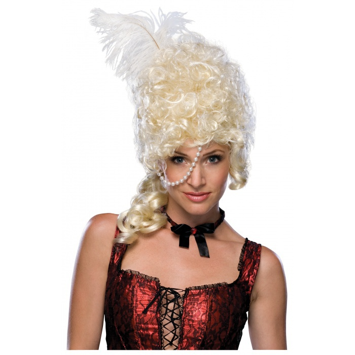 Wigs Cancan 47