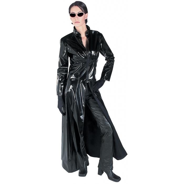 Trinity The Matrix Costume   www.imgkid.com - The Image ...