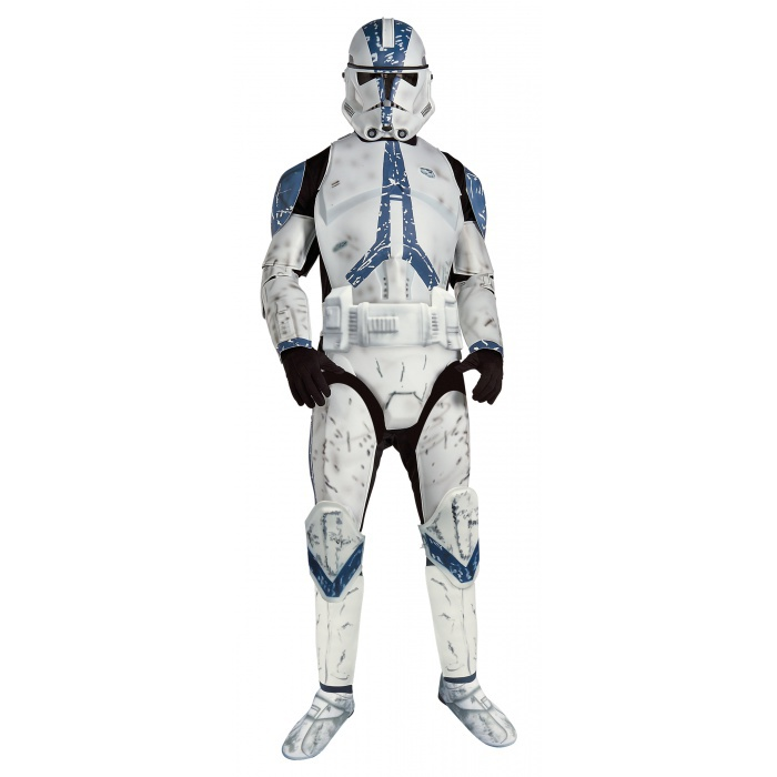 Deluxe Clone Trooper Imperial Stormtrooper Costume