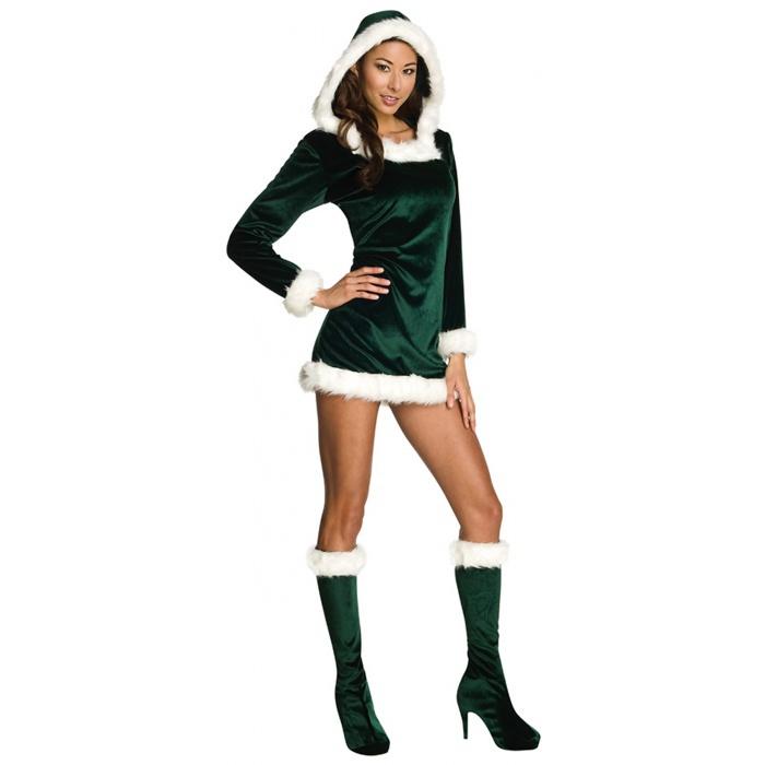 Santa elf erotic