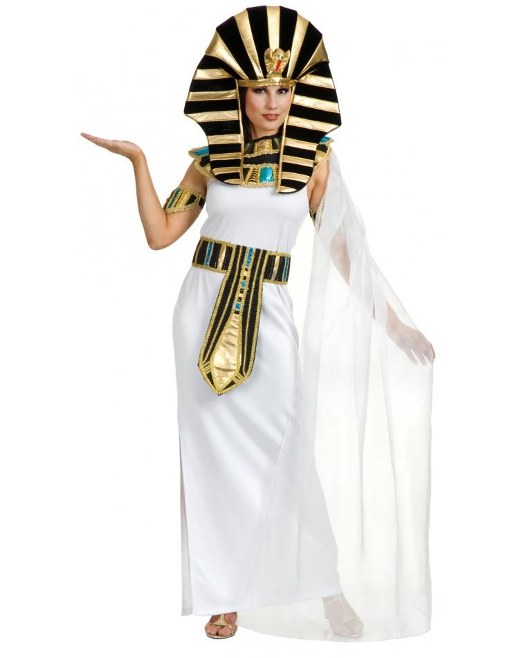 Nefertiti Egyptian Queen Costume