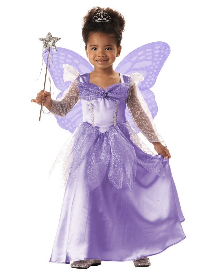 Butterfly Princess Make Believe Fairy Costume Princess Butterfly Costume