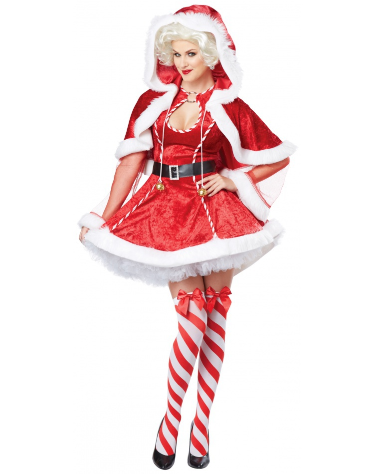 Video adulto Sexy mrs claus