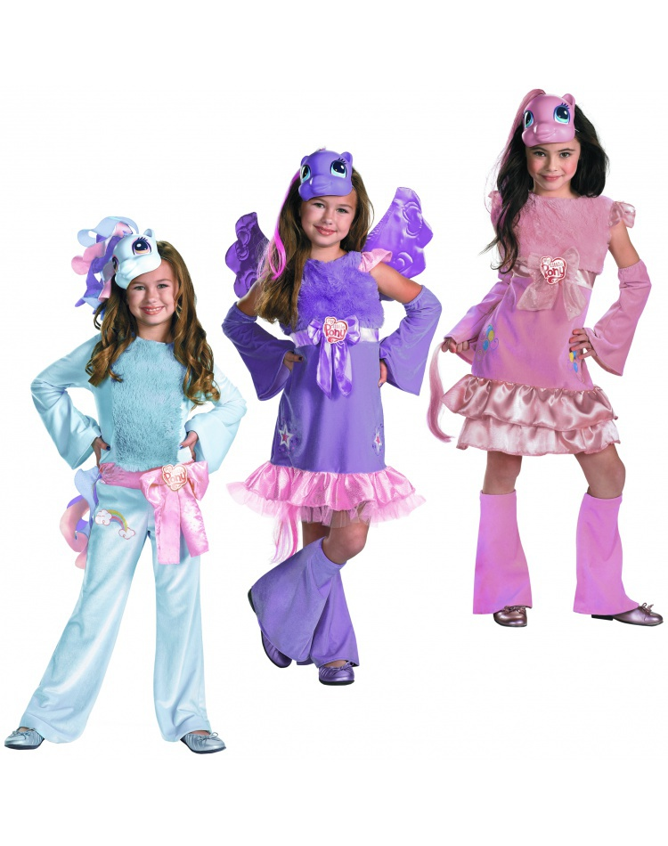 My Little Pony kids My Little Pony costume