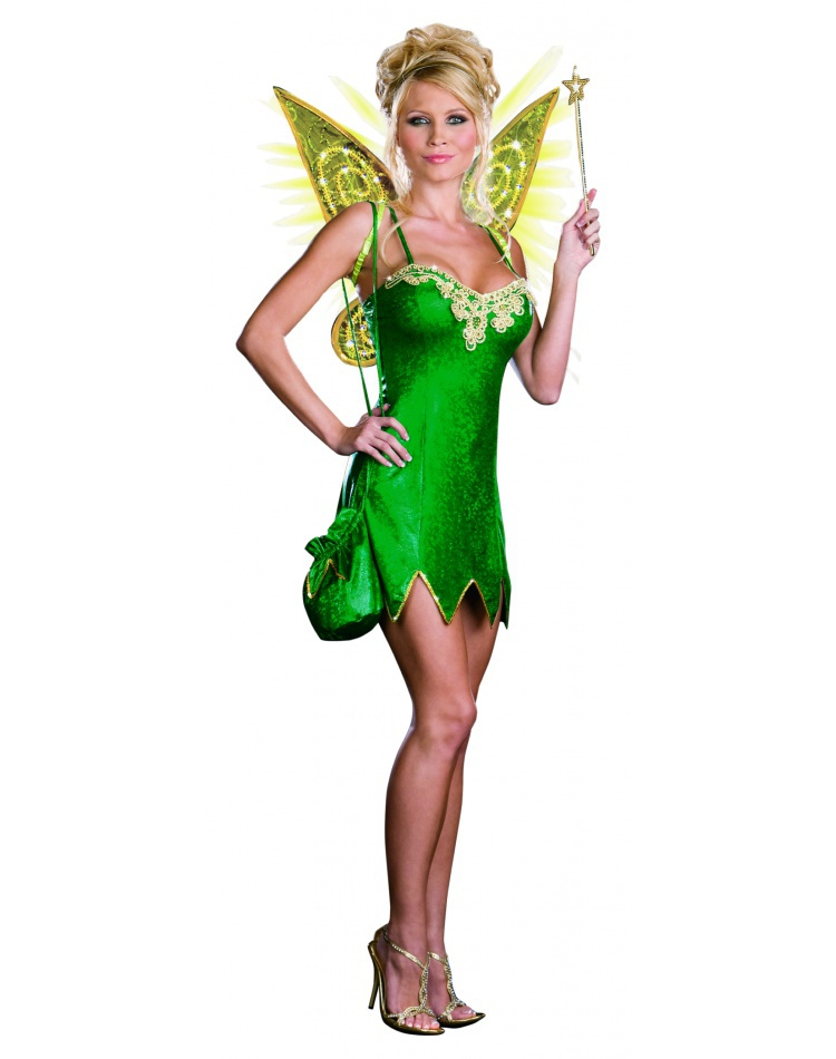 Pixie Lust Fairy Light-Up Tinkerbell Costume