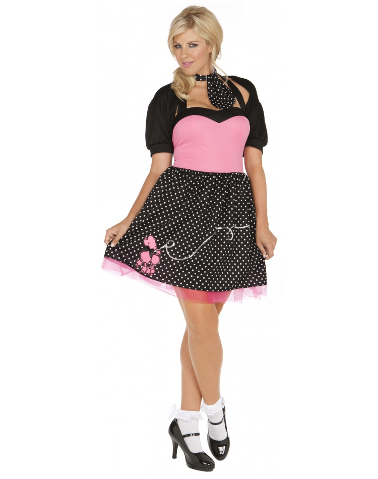 Sock Hop Cutie 50u0026#39;s Sock Hop Cutie Costume