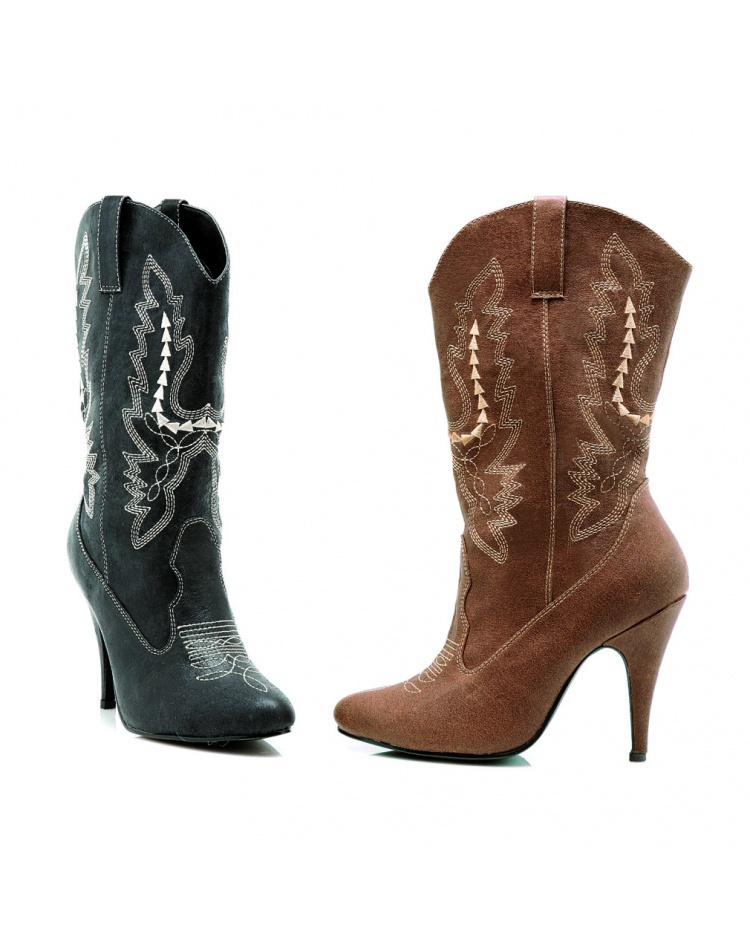 cowboy boots high heel pumps costume shoes