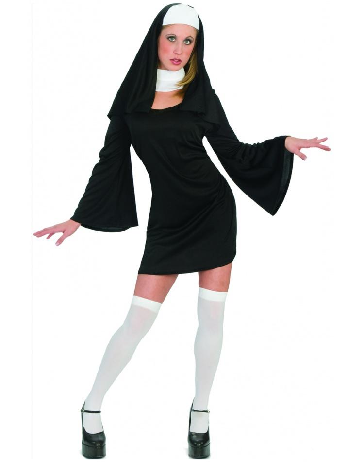 Как сшить костюм монашки своими руками