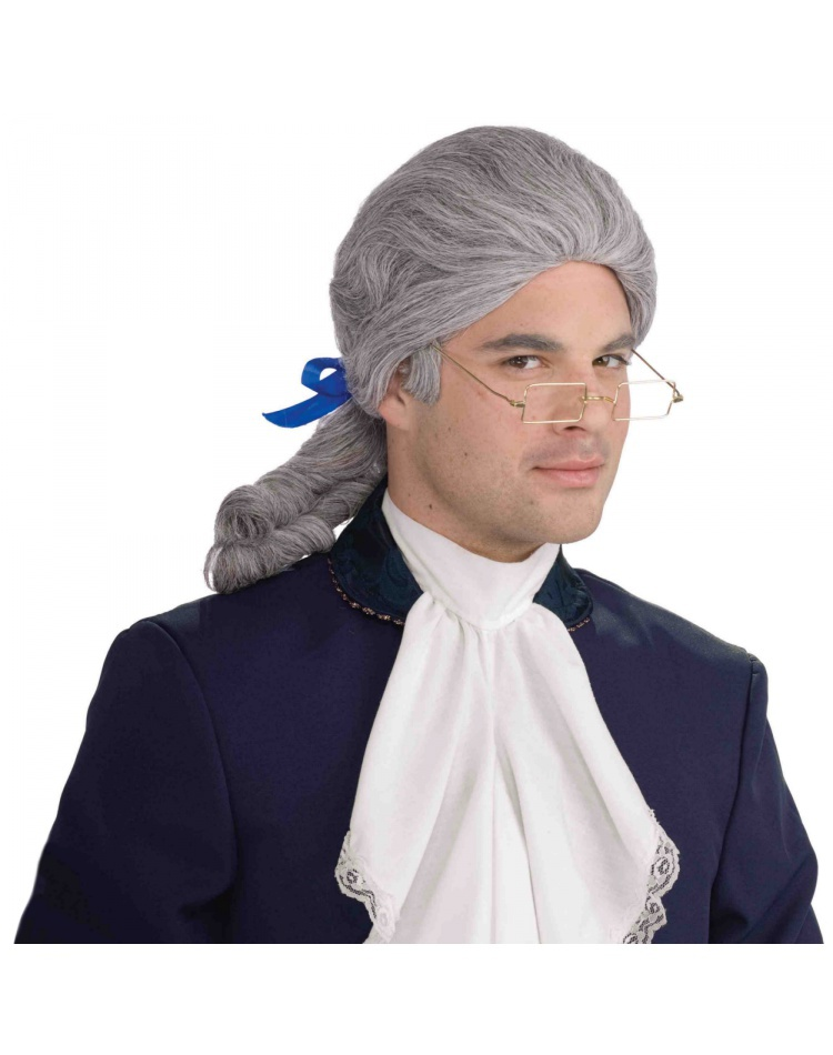 Historical Wig Costume Accessory