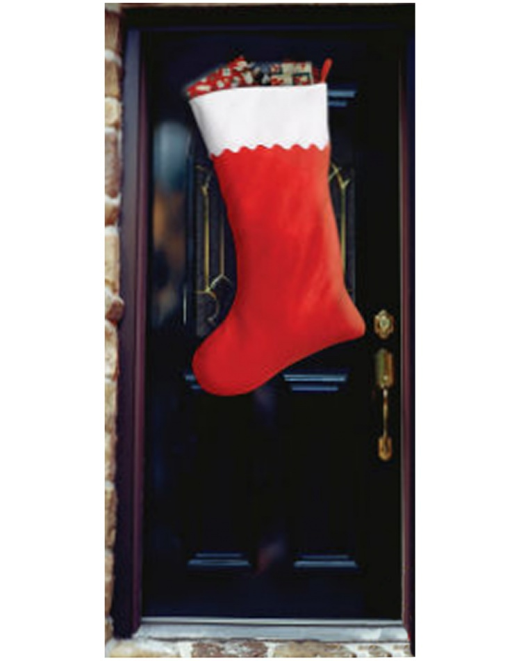 Super Jumbo Christmas Stocking 34\