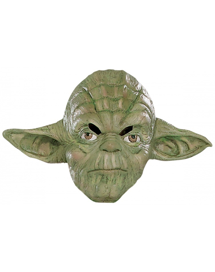 Yoda Hands Star Wars Jedi Master Fancy Dress Halloween Adult Costume Accessory