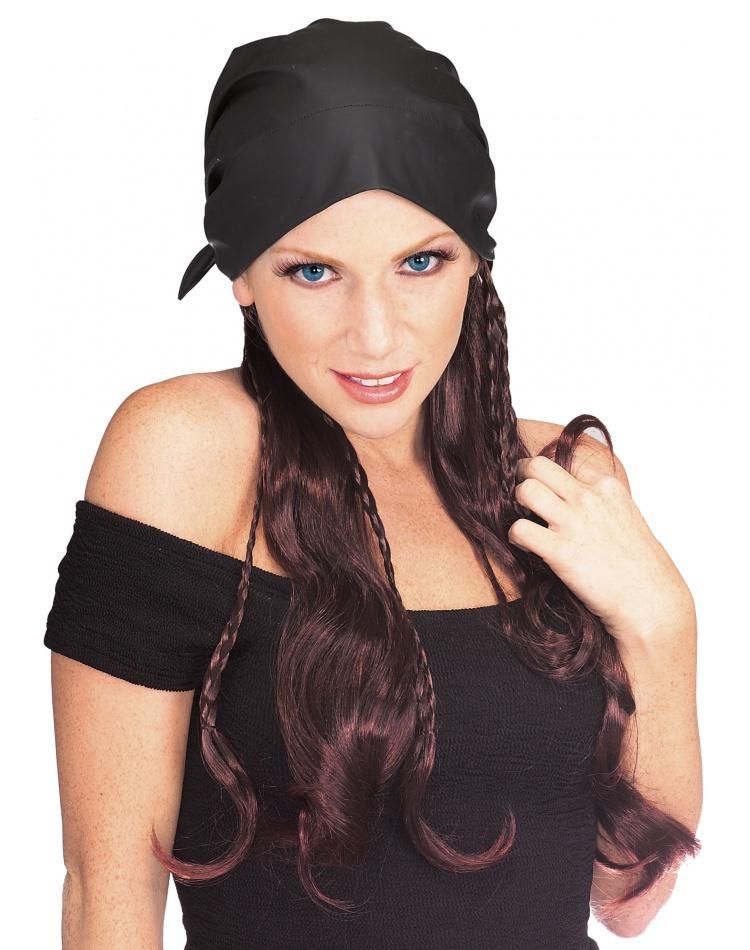 Brand New Unisex Pirate Scarf Hat Costume Accessory