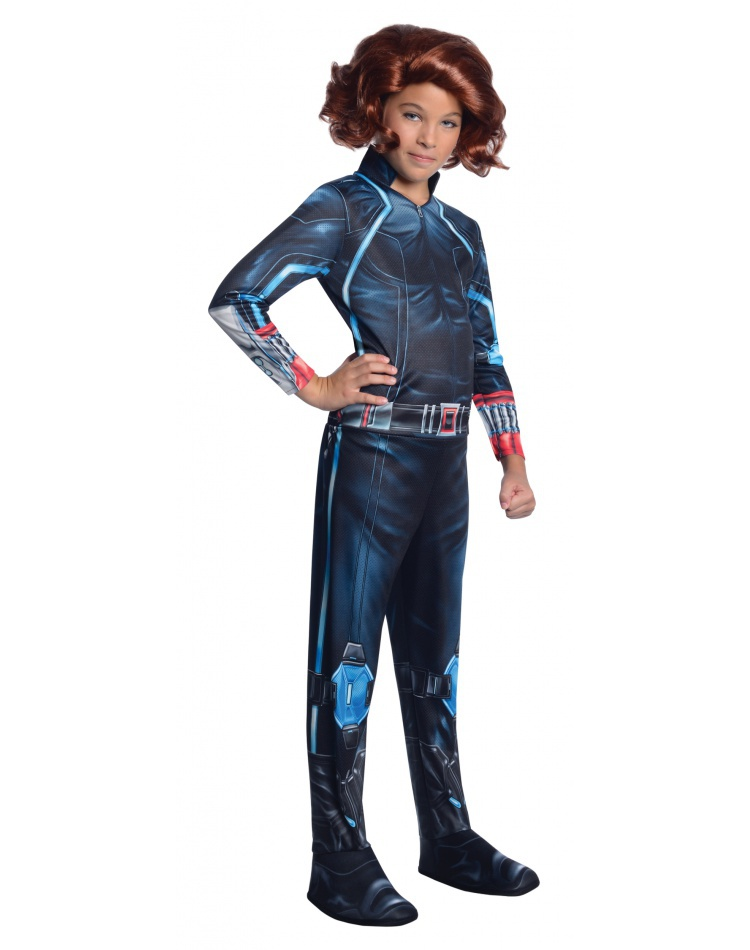 Black widow avengers costume for kids