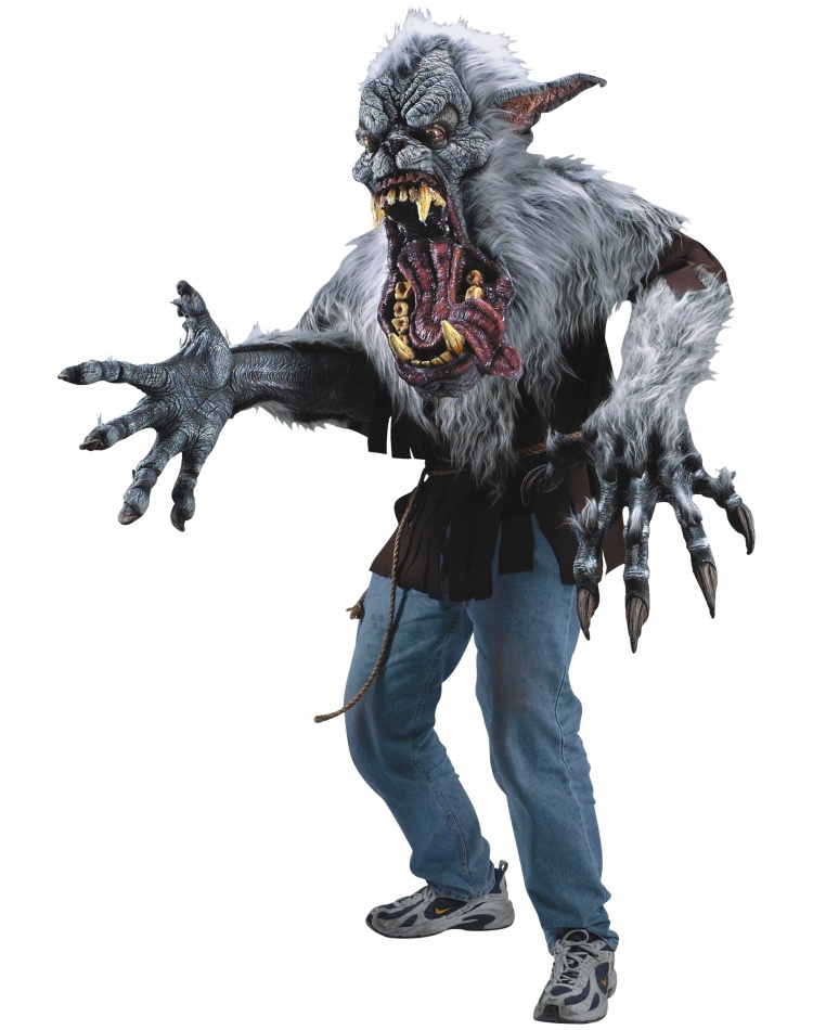 Midnight Howler Creature Reacher Creature Reacher Costume