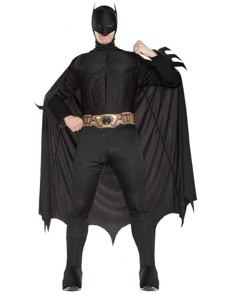 Batman begins adult costume