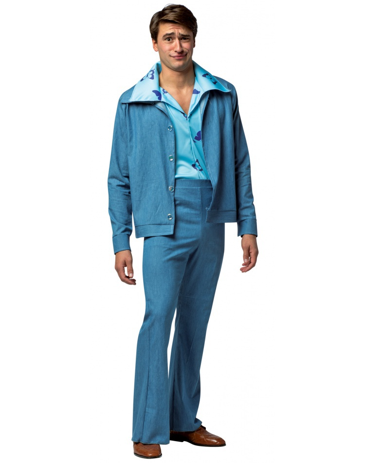 Cousin Eddie Leisure Suit National Lampoon S Christmas Vacation Costume